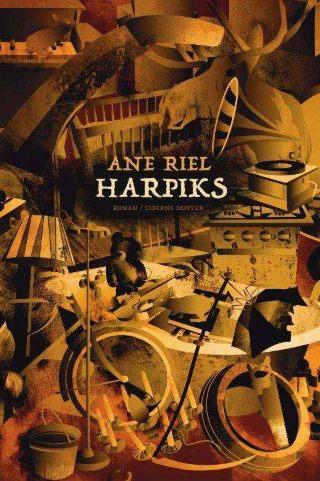 Forside til Harpiks