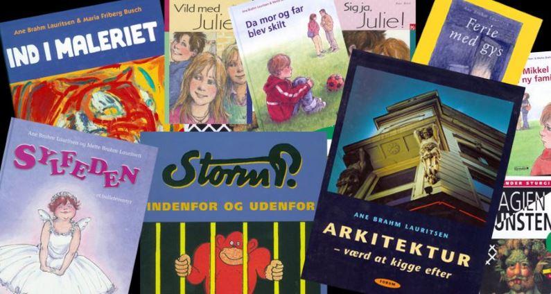 Bøger for børn af Ane Riel